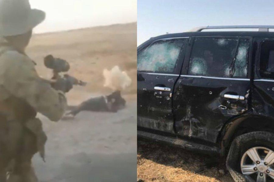 Παγκόσμιο-σοκ από τις φρικαλεότητες παρακρατικών συμμάχων των Τούρκων στη Συρία