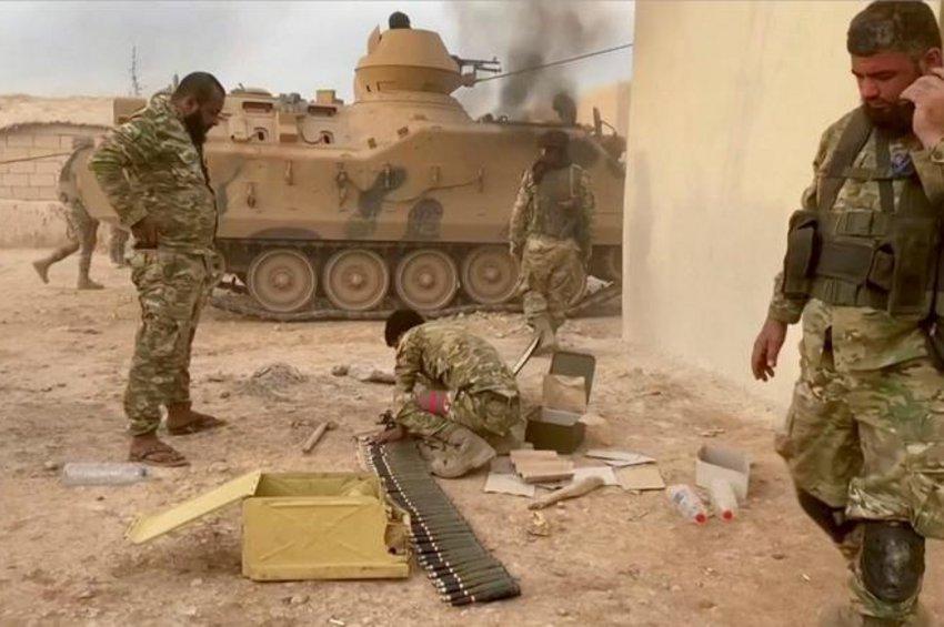 Μάχη σώμα με σώμα για τον έλεγχο της Ρας αλ Αϊν - Νεκροί 45 Κούρδοι μαχητές - ΟΗΕ: Πάνω από 100.000 εκτοπίστηκαν