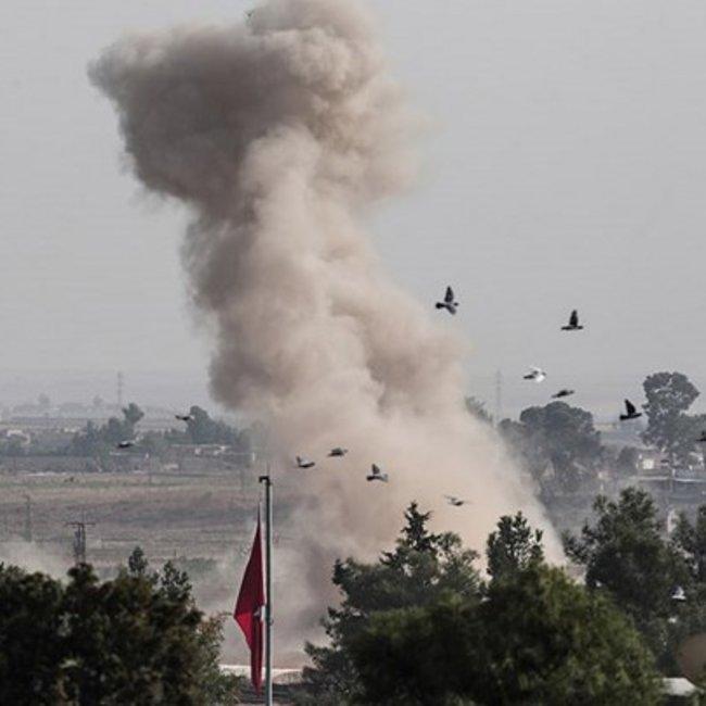 Δραπέτευσαν εκατοντάδες τζιχαντιστές από τις φυλακές μετά την επίθεση στη Συρία