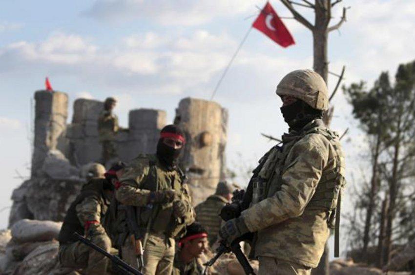 Αιματοκύλισμα στη Συρία: Νεκροί άμαχοι και εκατοντάδες Κούρδοι μαχητές, που υποστηρίζουν ότι σκότωσαν 75 Τούρκους