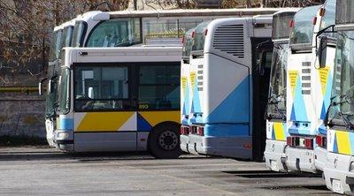 Τι αλλάζει από σήμερα στα δρομολόγια λεωφορείων