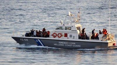 Νέο κύμα προσφύγων και μεταναστών στα ελληνικά νησιά