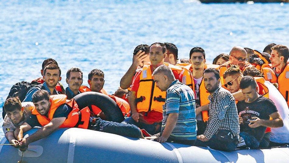 Απόρρητη έκθεση της ΕΥΠ: Ο τιμοκατάλογος των Τούρκων δουλεμπόρων!