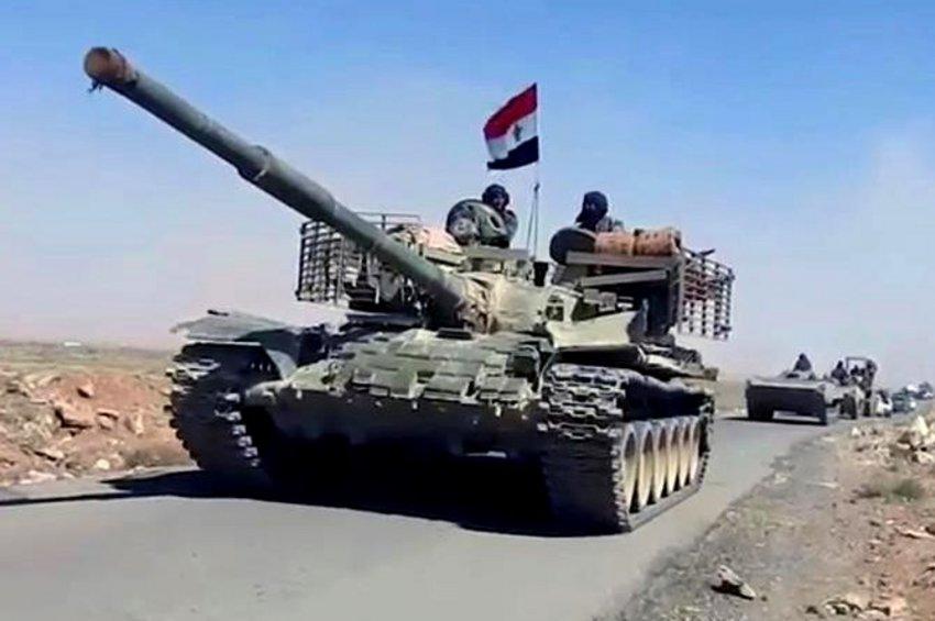 Γενικεύεται η σύρραξη στη Συρία - Ο Άσαντ στέλνει στρατό για να αντιμετωπίσει τους Τούρκους