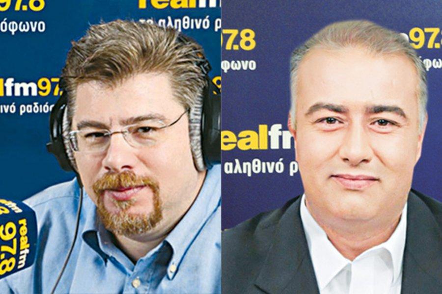 Ο Γ. Αληγιζάκης στην εκπομπή των Γ. Χουδαλάκη – Ν. Ρογκάκου (14-10-2019)