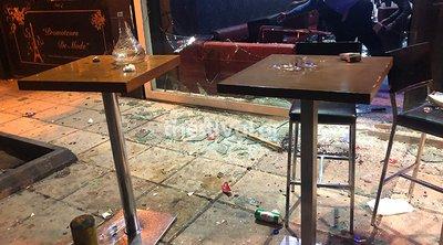 Αιματηρό επεισόδιο σε μπαρ της Θεσσαλονίκης - Μία σύλληψη