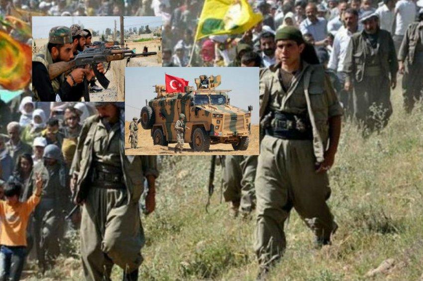 Λυσσώδης η αντίσταση των Κούρδων: Σκληρές μάχες μέσα από σήραγγες και χαρακώματα