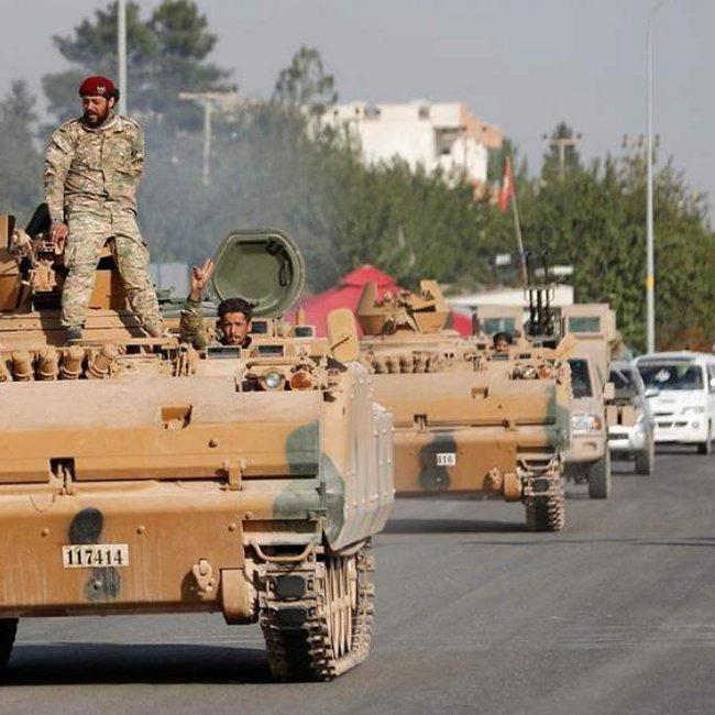 Σθεναρή αντίσταση των Κούρδων στις τουρκικές δυνάμεις - Σφοδρές συγκρούσεις στη Ρας αλ Άιν - Στη Μανμπίτζ ο συριακός στρατός