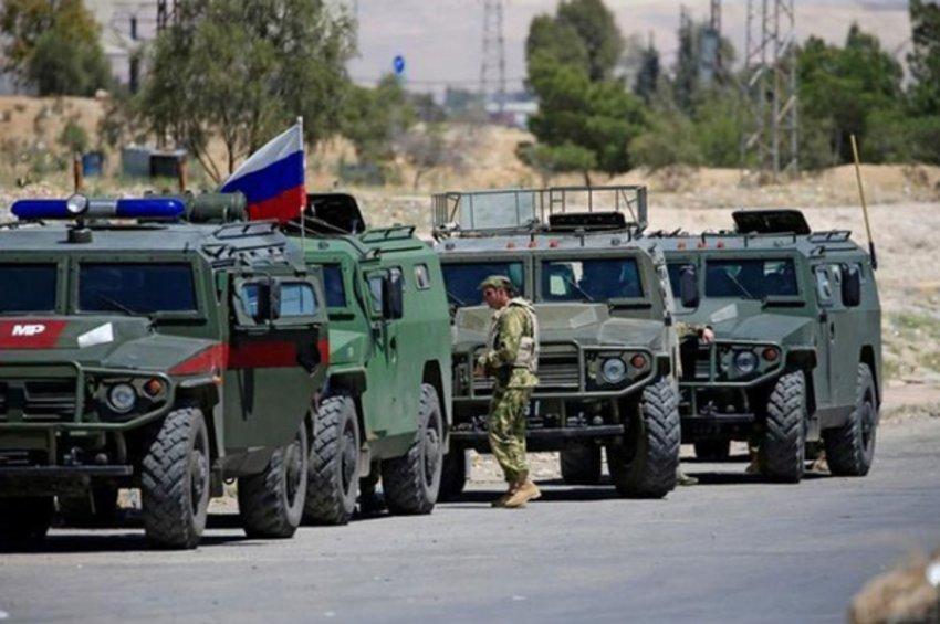 Οι Ρώσοι ανέλαβαν δράση: Έδιωξαν τους αντάρτες και ενώθηκαν με τον συριακό στρατό στο Κομπάνι