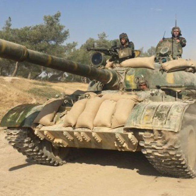 Σφοδρές μάχες σε θέσεις κλειδιά στη Συρία - Σε ποια σημεία έχουν πατήσει πόδι οι Τούρκοι
