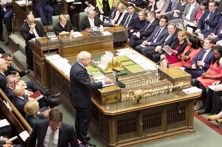 Οι Βρυξέλλες θα αποφασίσουν πάλι για το Brexit - Ο Τζόνσον ζητά νέα παράταση - Toυσκ: Συνιστώ στους 27 να δεχθούν