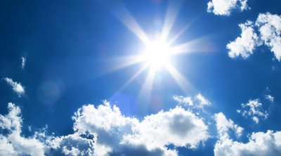 Συνεχίζεται το καλοκαίρι και την Παρασκευή - Στους 27 ο υδράργυρος και στην Αττική
