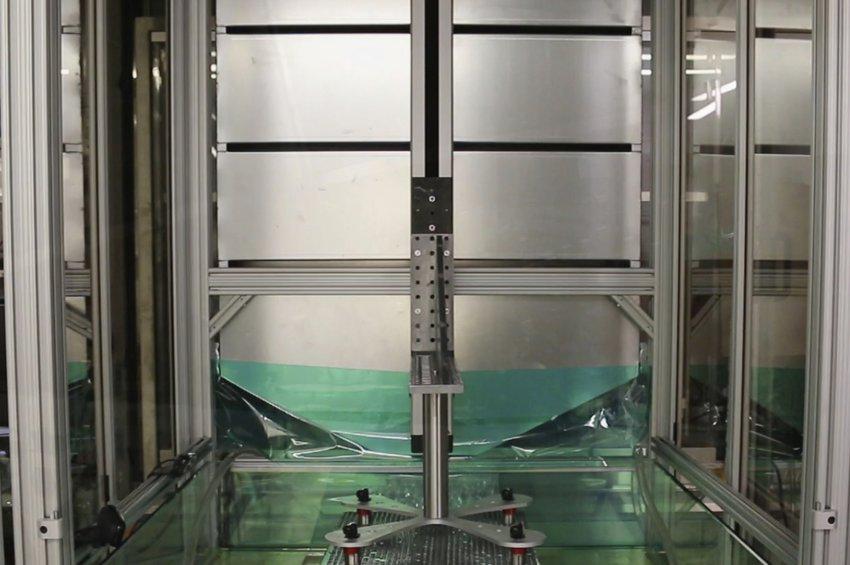 Δημιουργήθηκε ο πιο γρήγορος τρισδιάστατος εκτυπωτής - Τυπώνει αντικείμενα μεγάλα όσο ένας άνθρωπος μέσα σε λίγες ώρες