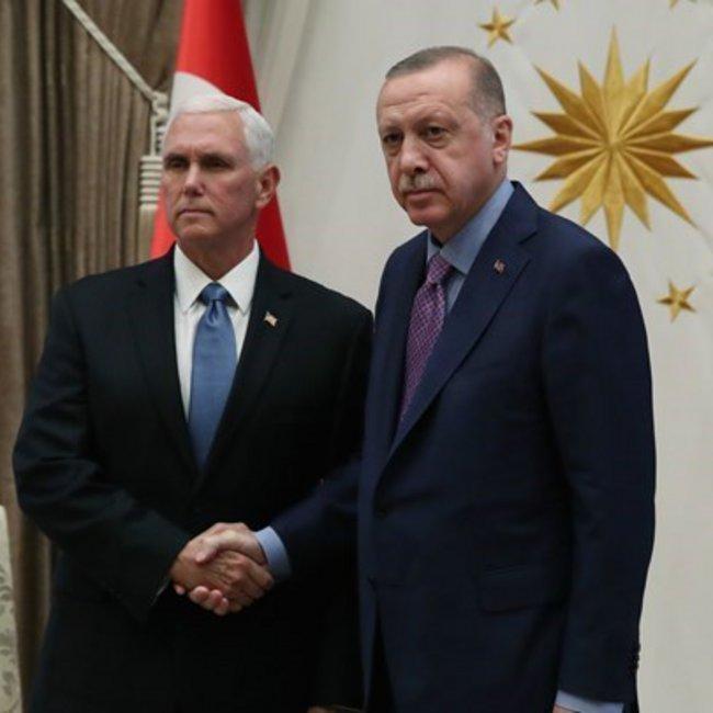 Συμφωνία κατάπαυσης πυρός 5 ημερών στη Συρία για να αποχωρήσουν οι Κούρδοι του YPG