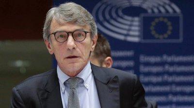 Πρόεδρος Ευρωκοινοβουλίου: Καταδικάζουμε τη στρατιωτική δράση της Τουρκίας στη Συρία, σοβαρή παραβίαση του διεθνούς δικαίου