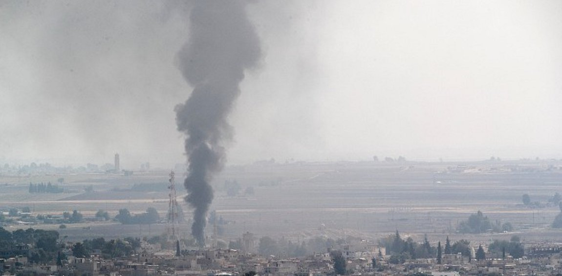 Συριακό Παρατηρητήριο: Πυρά πυροβολικού στην πόλη Ρας αλ Άιν
