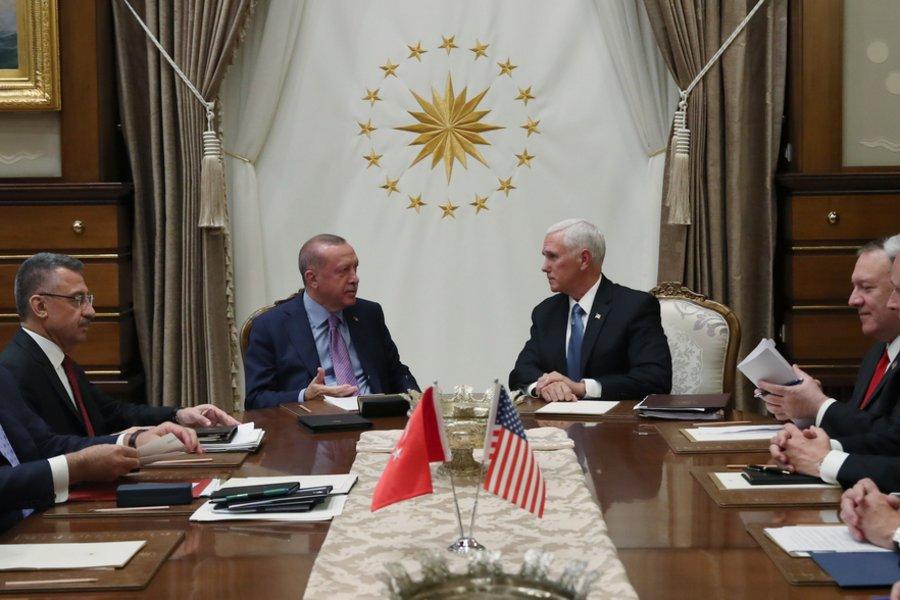 Τι προβλέπει η συμφωνία ΗΠΑ-Τουρκίας: Για «ολοκληρωτική νίκη» κάνει λόγο η Αγκυρα
