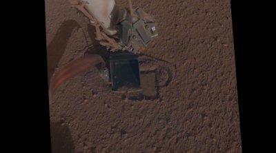 Επιασε δουλειά το τρυπάνι του ρομποτικού γεωλόγου InSight της NASA στον Άρη