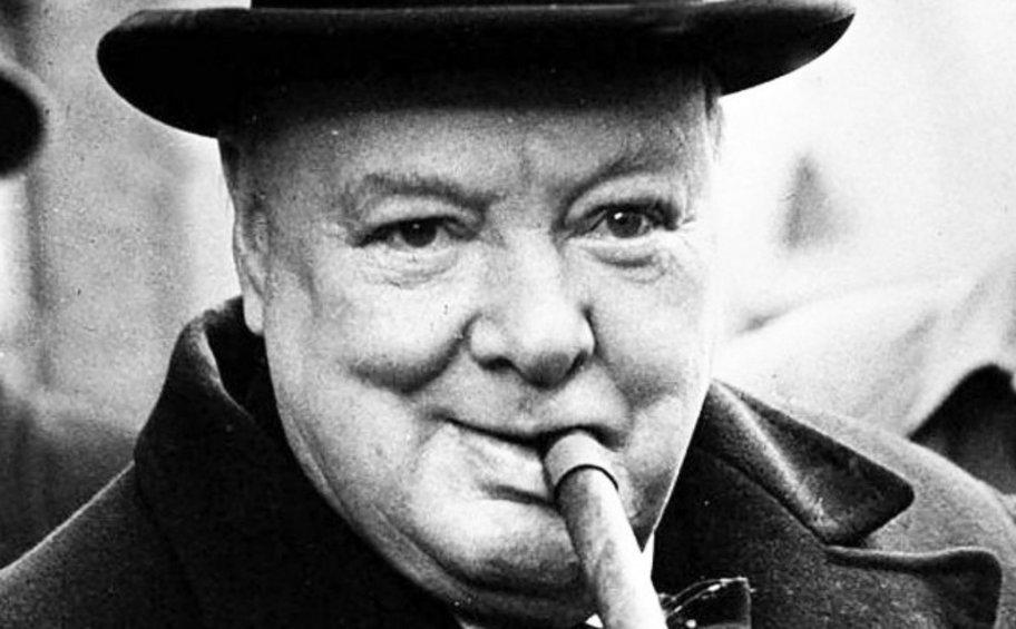 Στο σφυρί πούρο που... μισοκάπνισε ο Τσόρτσιλ το 1953