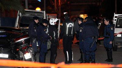 Έφοδος της Αστυνομίας σε συνδέσμους ΠΑΟΚ και Αρη - Βρήκαν τσεκούρια, ρόπαλα