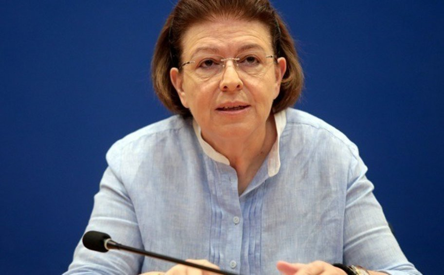 Συλλυπητήριο μήνυμα της υπουργού Πολιτισμού για την απώλεια του Γ. Κοτανίδη