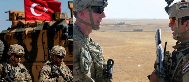 Αγκυρα: Στις 22:00 λήγει η κατάπαυση του πυρός  στη Συρία - Αποχωρεί ο αμερικανικός στρατός