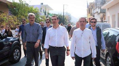 Τσίπρας: Ανάγκη αναβάθμισης των σχέσεων του ΣΥΡΙΖΑ με τους πολίτες - Κριτική στην κυβέρνηση, για 4 αφηγήματα που διαψεύστηκαν