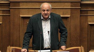 Καραθανασόπουλος: Καταψηφίζουμε την πολιτική της κυβέρνησης στο πρόσωπο του υπουργού Οικονομικών