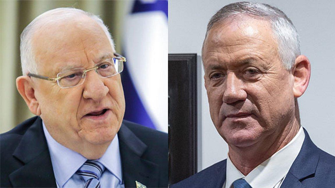 Ισραήλ: Ο πρόεδρος Ρεουβέν Ρίβλιν έδωσε εντολή σχηματισμού κυβέρνησης στον Μπένι Γκαντς