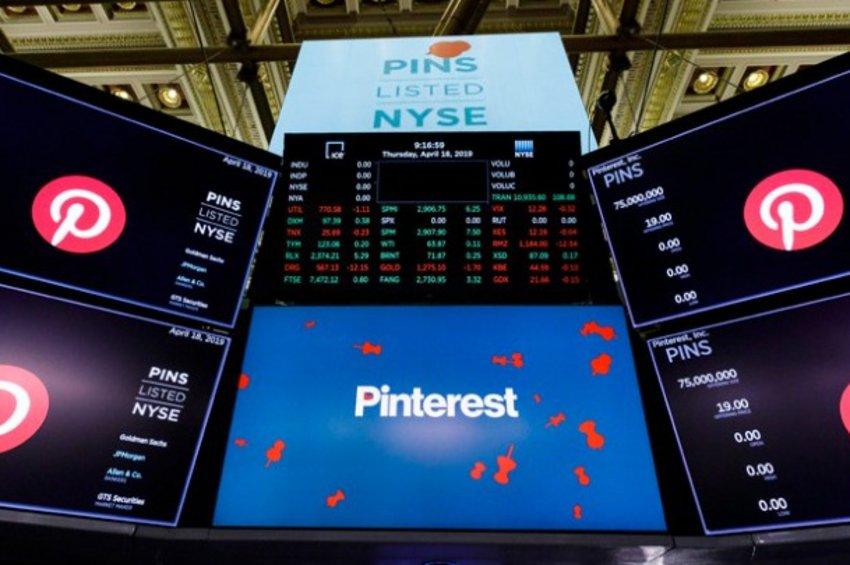 Το Pinterest αύξησε τους μηνιαίους χρήστες αλλά και τις ζημιές του