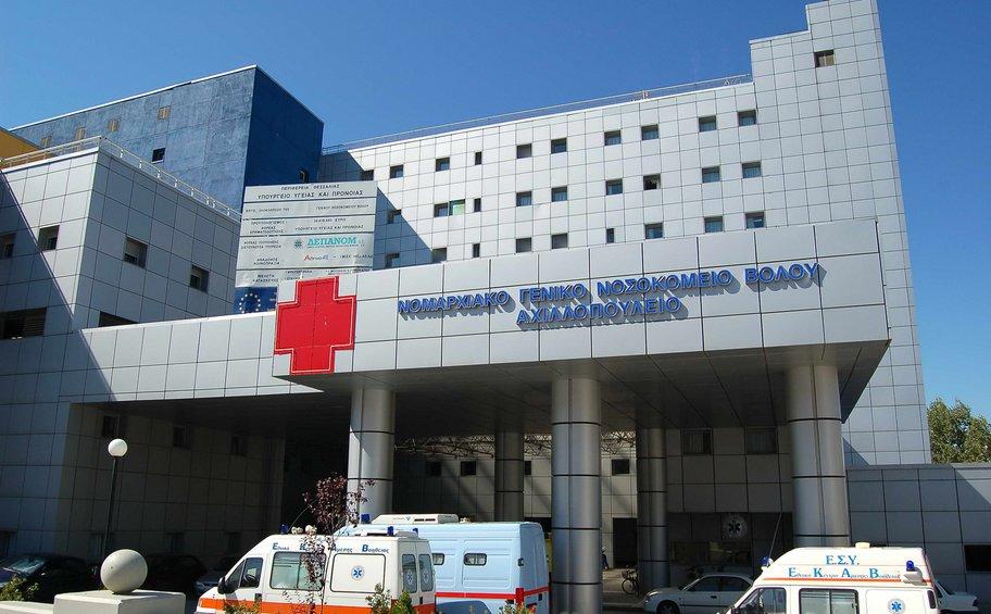 Το 304 Προκεχωρημένο Εργοστάσιο Βάσης επισκεύασε το όχημα της κινητής μονάδας αιμοδοσίας του «Αχιλλοπούλειου» Νοσοκομείου Βόλου