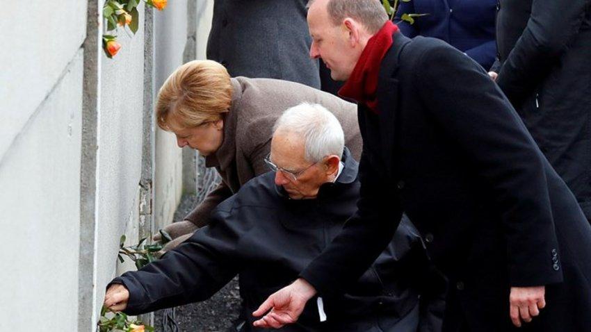 Η έκκληση της Μέρκελ στην επέτειο των 30 ετών από την πτώση του Τείχους του Βερολίνου