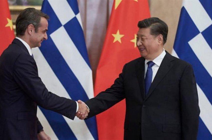 Στην Αθήνα για 3 ημέρες ο πρόεδρος της Κίνας - Συναντήσεις με Παυλόπουλο, Μητσοτάκη και επίσκεψη στην Cosco