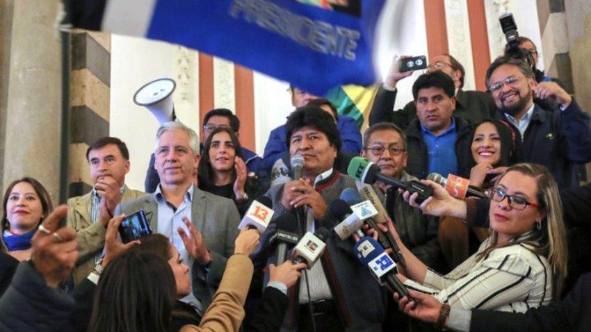 Βολιβία: Ενταση μετά τη νίκη Μοράλες στις εκλογές - Νοθεία καταγγέλλει η αντιπολίτευση