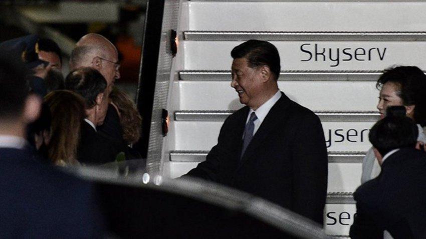 Στην Αθήνα ο Κινέζος πρόεδρος - Στην ατζέντα οι επενδύσεις και στο πρόγραμμα επισκέψεις στην Cosco και στην Ακρόπολη