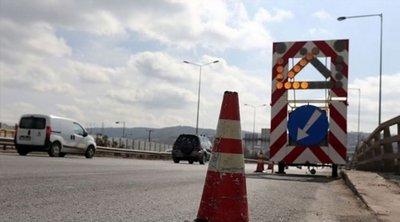 Εργασίες συντήρησης στην παλαιά Εθνική Οδό Θεσσαλονίκης – Σερρών