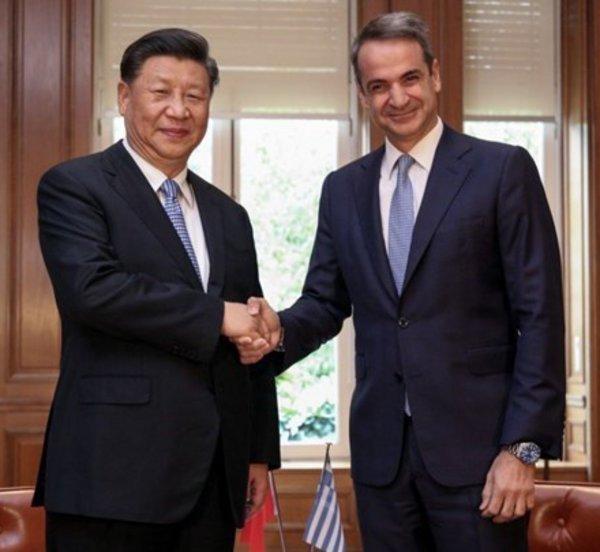 Αυτή είναι η κοινή διακήρυξη Ελλάδας - Κίνας