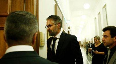 Άτυπη συνάντηση με Τουλουπάκη αποκάλυψε ο Φρουζής στην Προανακριτική - Η κατάθεσή του θα συνεχιστεί την Πέμπτη