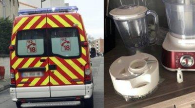 Θάνατος-σοκ στη Γαλλία: Μπλέχτηκε το μαντήλι της στο μίξερ ενώ έφτιαχνε κέικ