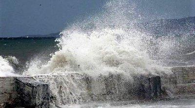 Νεφώσεις βαθμιαία αυξημένες και τοπικές βροχές - Θυελλώδεις άνεμοι σε ΝΔ Αιγαίο και Πατραϊκό Κόλπο