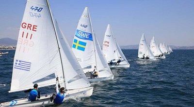 Εντυπωσιακές κούρσες στο «29o Athens International Sailing Week»