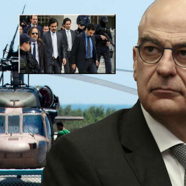 Σάλος με την αποκάλυψη σχεδίου των Τούρκων να πάρουν πίσω τους 8 στρατιωτικούς - Δένδιας: Δεν διανοούμαι ότι συνέβησαν όσα καταγγέλλονται - Η δήλωση Κοτζιά