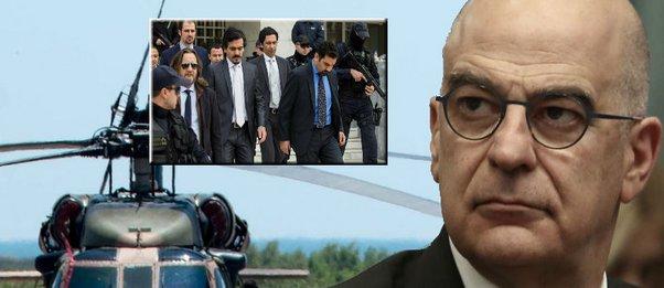 Σάλος με αποκάλυψη σχεδίου των Τούρκων να πάρουν πίσω τους 8 στρατιωτικούς - Δένδιας: Δεν διανοούμαι ότι συνέβησαν όσα καταγγέλλονται - Η δήλωση Κοτζιά