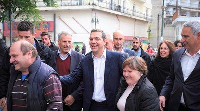 Κάλεσμα Τσίπρα από τη Δ. Μακεδονία για συμμετοχή των πολιτών στο ΣΥΡΙΖΑ της νέας εποχής