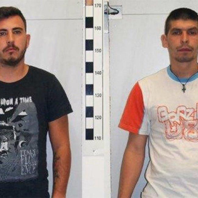ΕΛ.ΑΣ.: Αυτοί είναι οι δύο κατηγορούμενοι για βιασμό στη Σαλαμίνα - ΦΩΤΟ