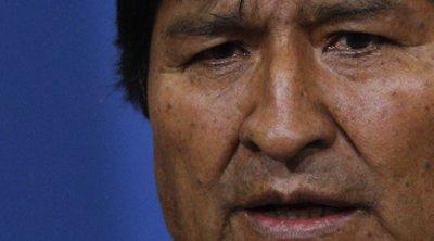 Μοράλες: Είμαι ακόμη ο πρόεδρος της χώρας - Στο χείλος του εμφυλίου η Βολιβία