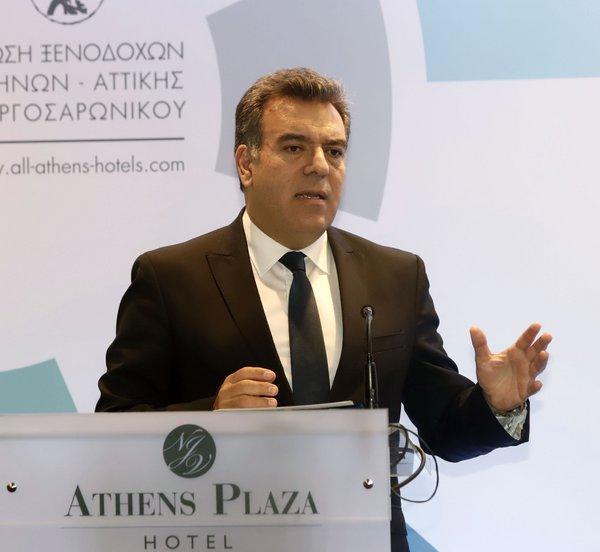 Πρωτοβουλία για την τουριστική ανάπτυξη στην Αττική, ανακοίνωσε ο Μάνος Κόνσολας
