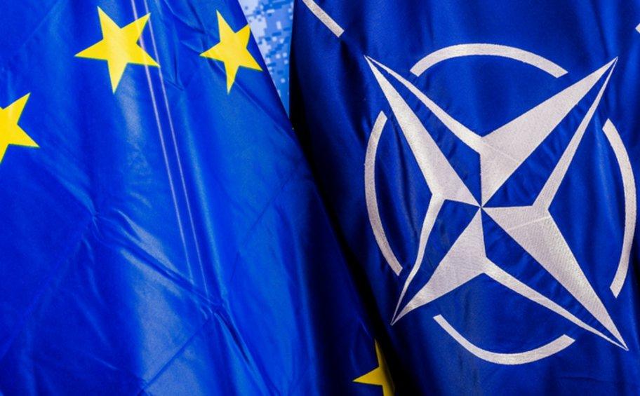 Το ΝΑΤΟ παραμένει απαραίτητο για την ασφάλεια της Ευρώπης, συμφωνούν οι Υπουργοί Εξωτερικών της συμμαχίας