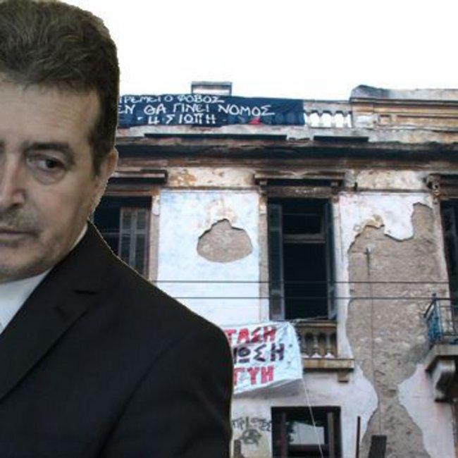 Οι καταληψίες απαντούν στο Χρυσοχοΐδη: «Του δίνουμε 15 μέρες διορία να παραιτηθεί»