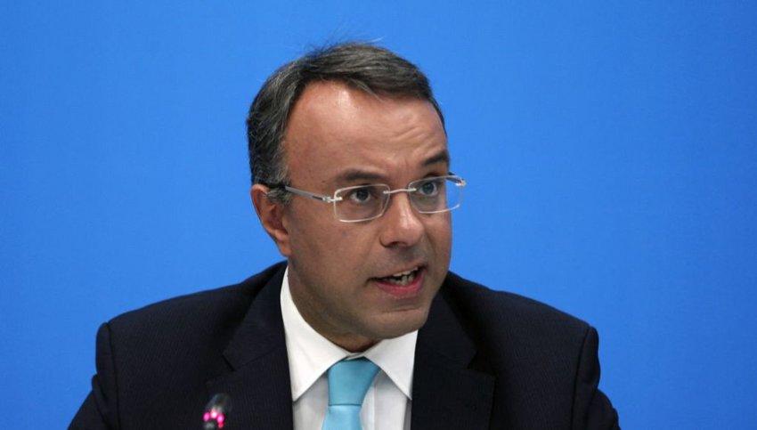 Σταϊκούρας για το Eurogroup: Αναγνωρίστηκε η καλή πορεία της ελληνικής οικονομίας